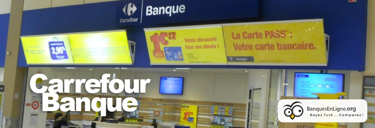 notre opinion sur carrefour banque la banque du c l bre distributeur. Black Bedroom Furniture Sets. Home Design Ideas