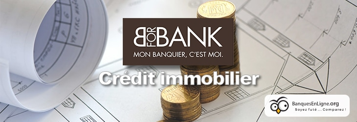 crédit immobilier - BforBank lance une nouvelle offre