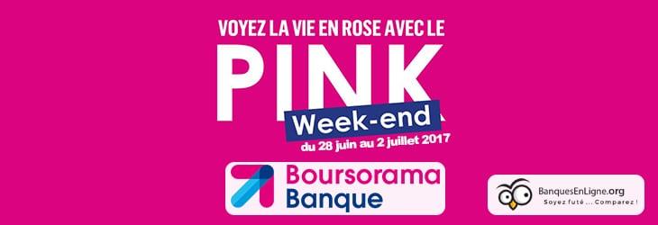 Pink Week-End - banniere