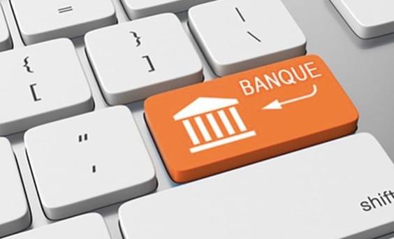 clavier banque
