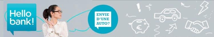 HELLO-BANK-Credit Conso pour auto