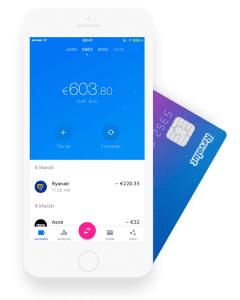 revolut mobile banking en français