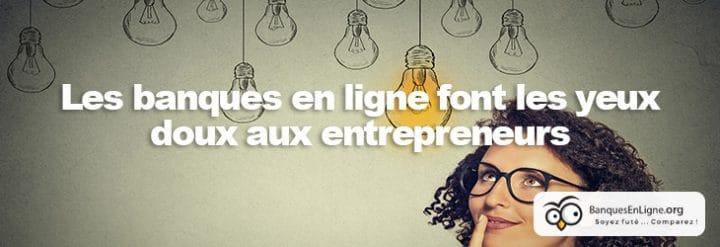 entrepreneurs banque