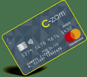 Carte Carrefour Rechargeable.ᐅ C Zam Par Carrefour Banque Notre Avis Complet Sur Ce