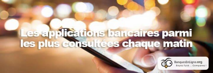 consultation app bancaire