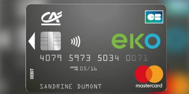 eko by ca carte bancaire