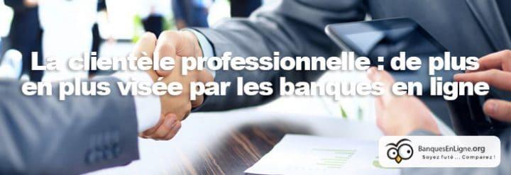 banque en ligne professionnels