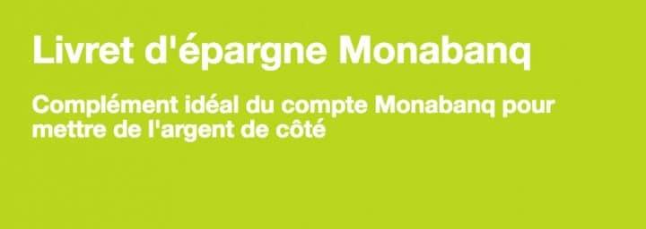 monabanq epargne