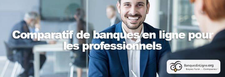 banque en ligne pour professionnels