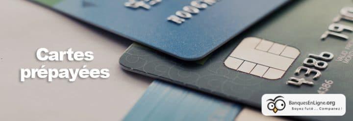 cartes prepayees banque