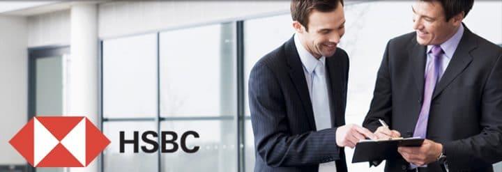 hsbc offre professionnels