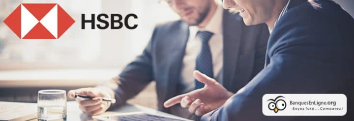 hsbc banque professionnels
