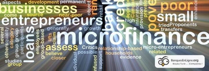 microfinance marche evolution