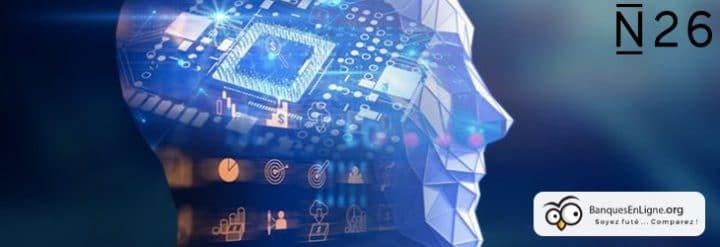 n26 banque intelligence artificielle
