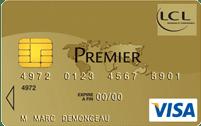 carte visa premier lcl