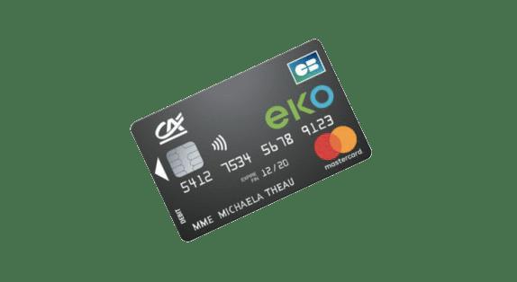 banque eko carte bancaire