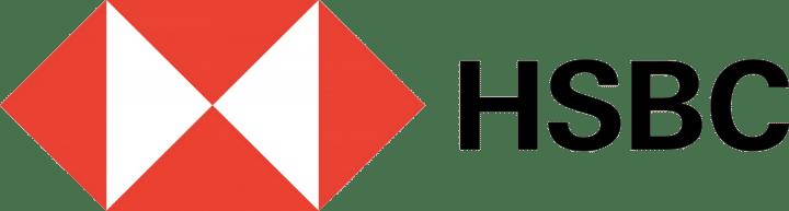 hsbc logo transparent