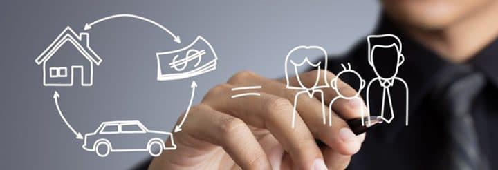 assurance banques en ligne