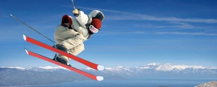 assurance ski saut