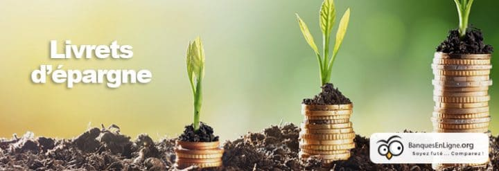 livret epargne banques en ligne
