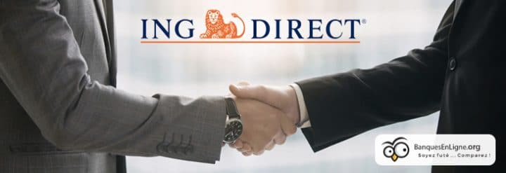 ing direct banque pub