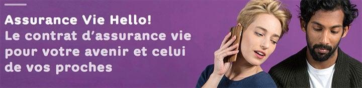banniere assurance vie hello bank