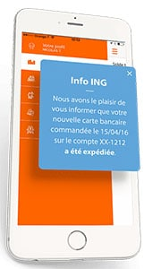 application smartphone ING