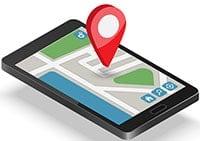 geolocalisation sur mobile