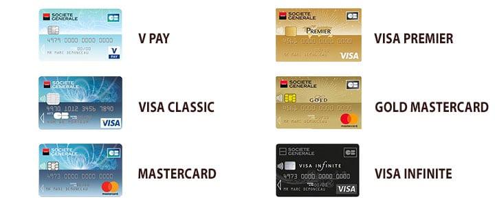 Carte Visa Black Societe Generale.Avis Societe Generale Que Propose Cette Banque En 2019